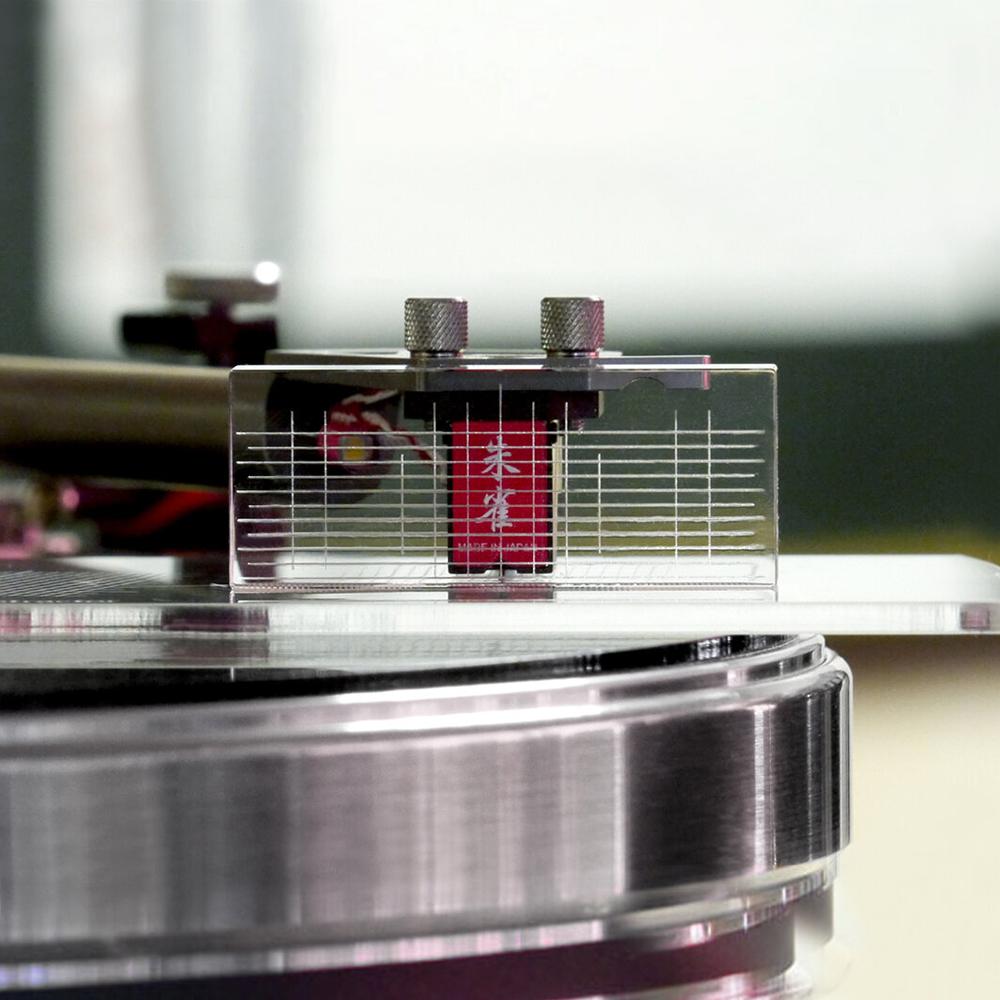 LP Vinyl Record Player Azimuth Ruler Headshell Turntable